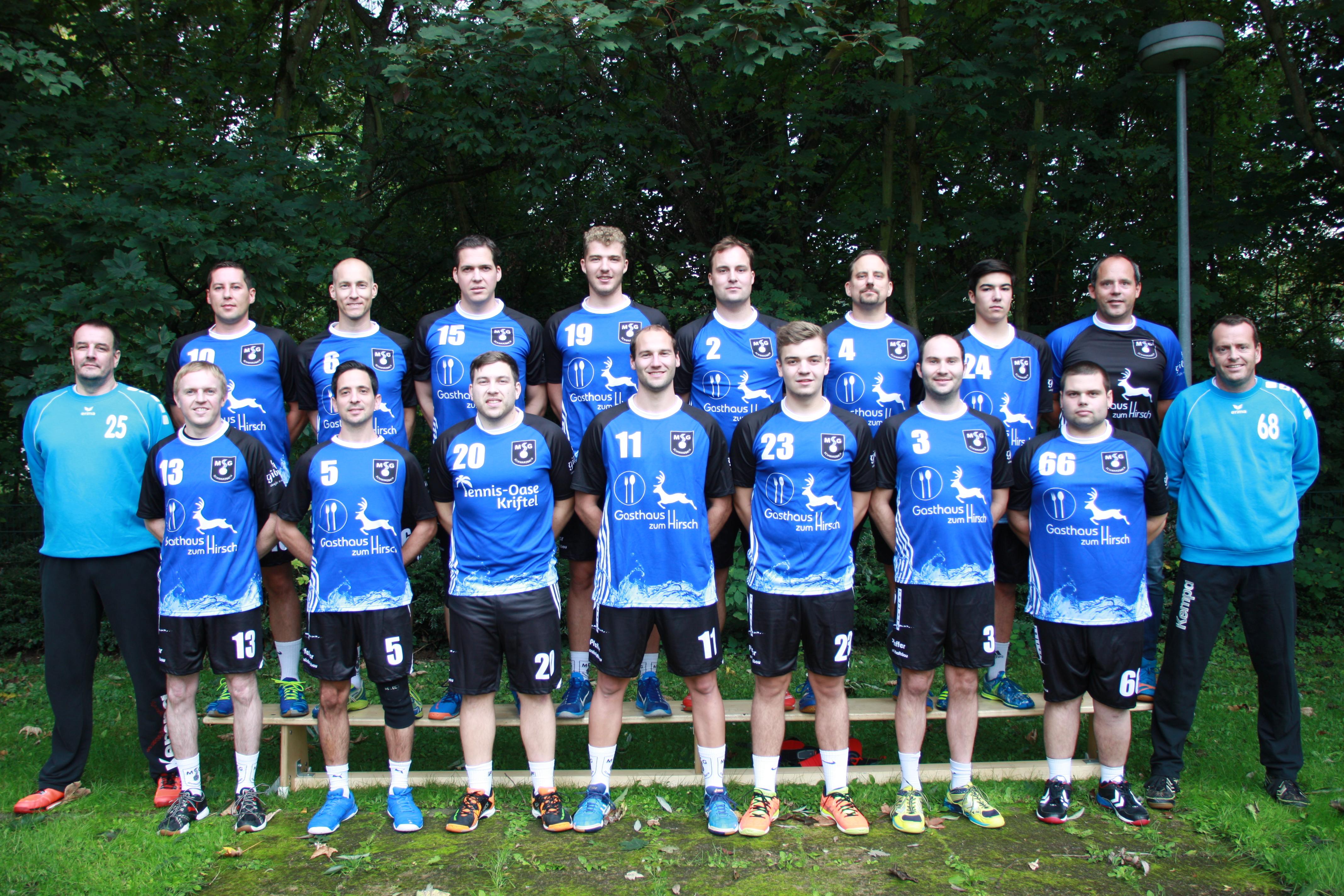Bild der 2. Mannschaft
