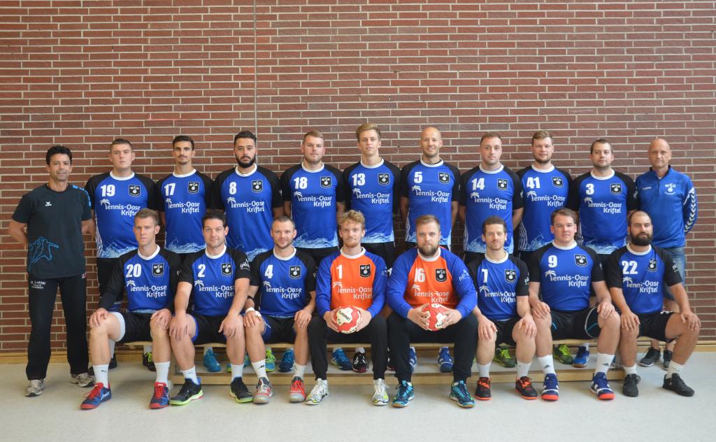 Bild 1. Mannschaft